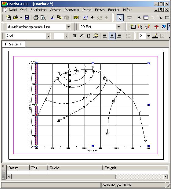 UniPlot:3DView — UniPlot Documentation